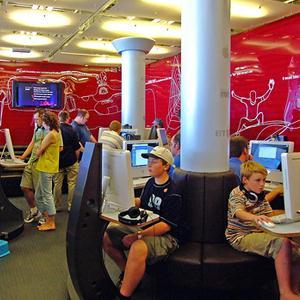 Интернет-кафе Мончегорска