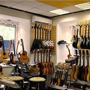 Музыкальные магазины Мончегорска