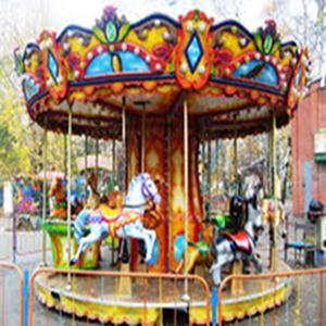 Парки культуры и отдыха Мончегорска