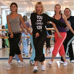 Школы танцев Мончегорска