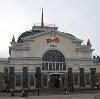 Железнодорожные вокзалы в Мончегорске