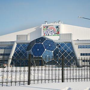 Спортивные комплексы Мончегорска