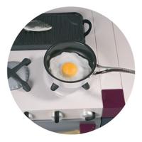 Кафе Металлург - иконка «кухня» в Мончегорске